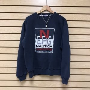 Vintage Nautica Competition Sweatshirt